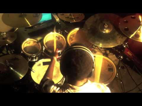 Marvin Sapp - Glory (Drum Cover) by Zamar Odongo
