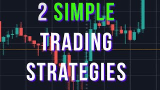 How To Daytrade Crypto - 2 EASY Crypto Trading Strategies