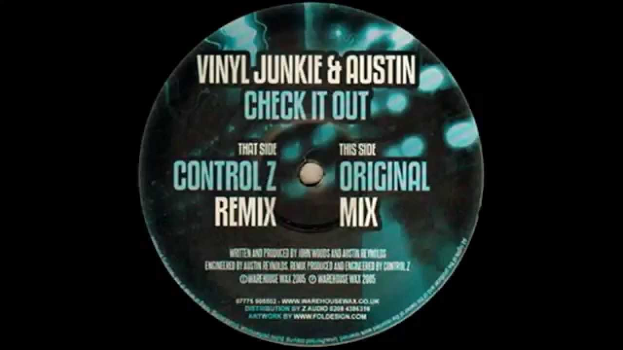 Vinyl Junkie and Austin Reynolds Austin Jah Love
