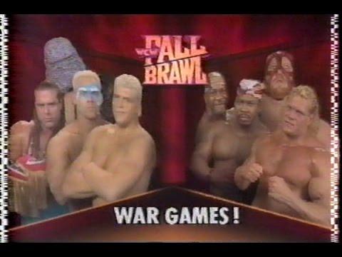"""Resultado de imagen de Fall Brawl 1993 wargames"""""""