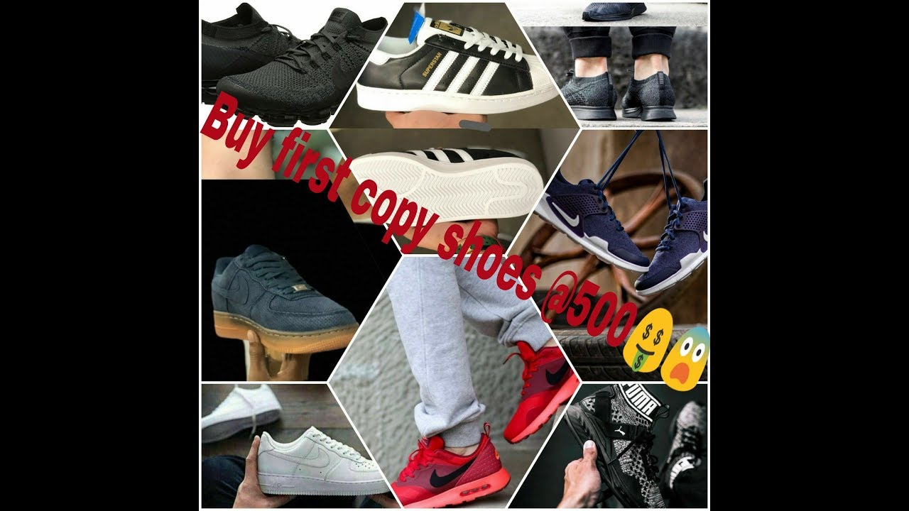 First copy shoes Nike, Adidas, vans and