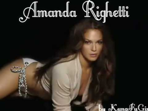 Amanda Righetti (Angel Of Darkness) - YouTube