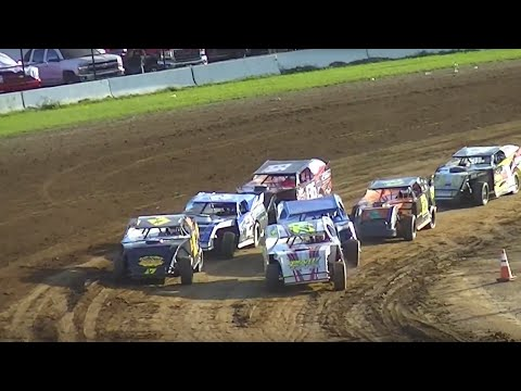 UEMS E-Mod Heat Two | McKean County Raceway | Fall Classic | 10-10-15