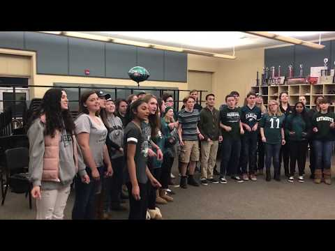 Eagles Fight Song by SVE