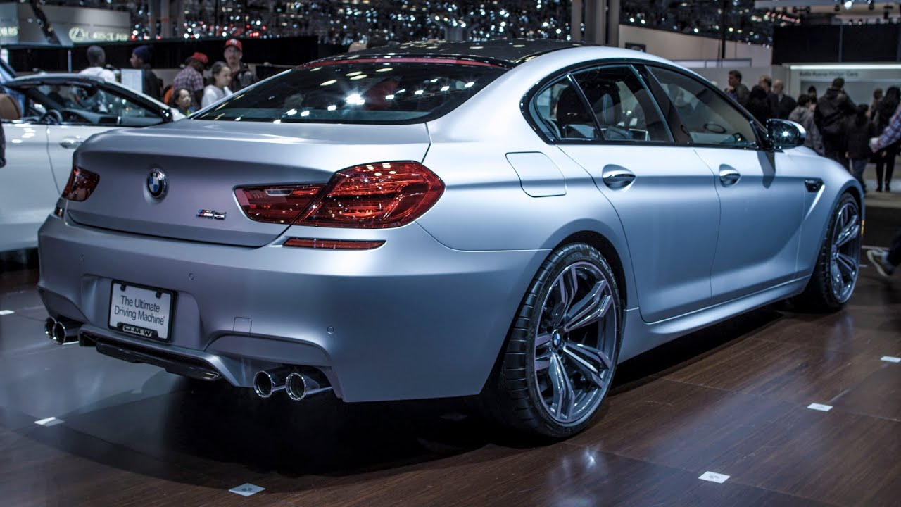 2014 bmw m6 gran coupe show tell doovi. Black Bedroom Furniture Sets. Home Design Ideas