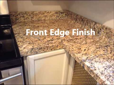 Ez Instant Makeover Faux Granite Installation Finishing