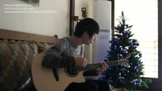 (Ryuichi Sakamoto) Merry Christmas Mr. Lawrence - Sungha Jung