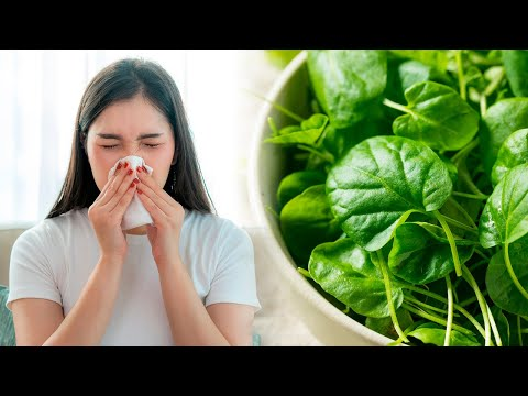 Watercress Syrup for Immunity, Cough, Congestion and Sore Throat