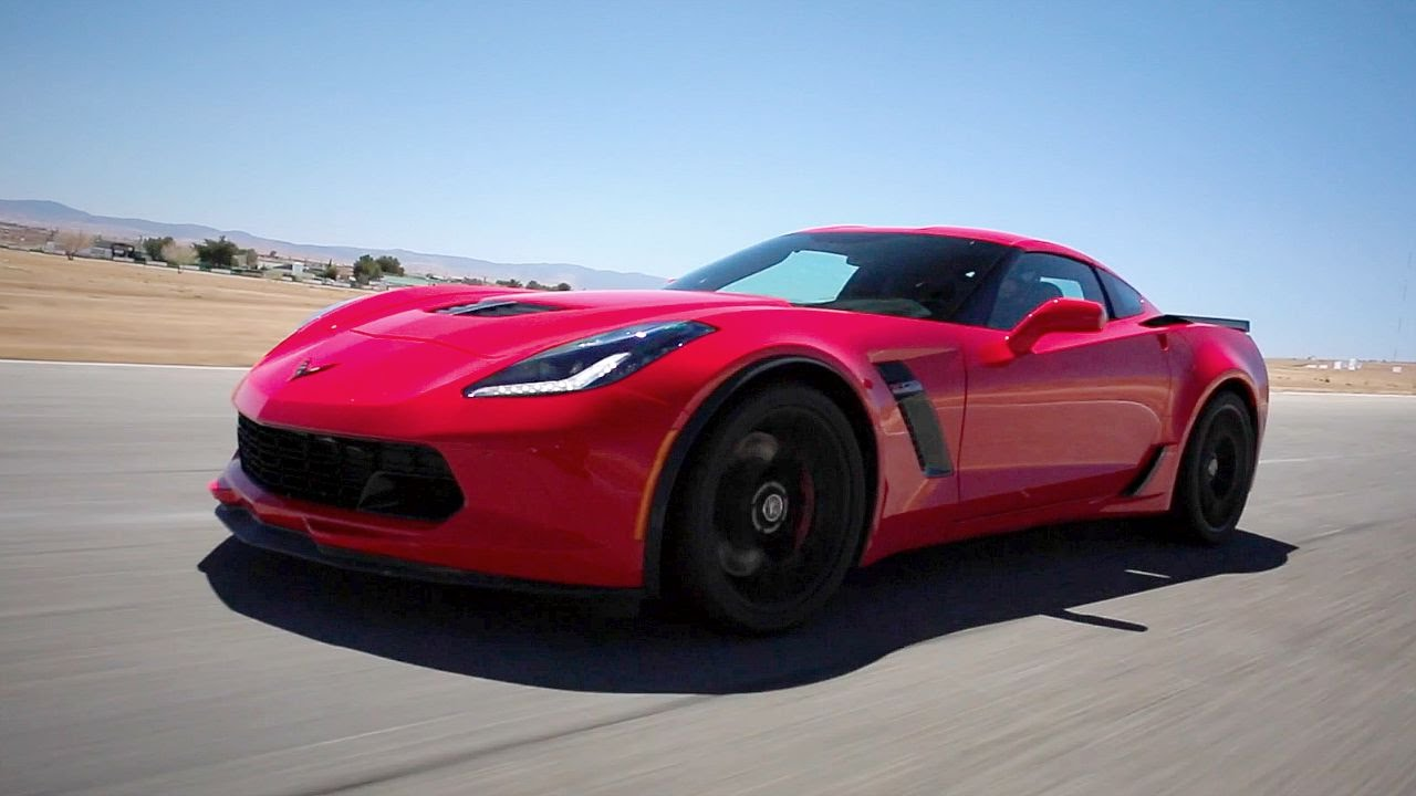 2016 Chevy Corvette Z06 - Review and Road Test - YouTube