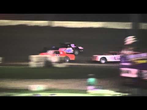 Kankakee County Speedway (5/20/11) UMP Street Stock A-Main
