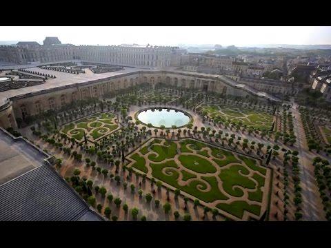 Château de Versailles / France TV Sport / Tour de France 2013.