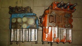 Гидрораспределитель Р 75 и Р 80 Обзор и небольшой ремонт.