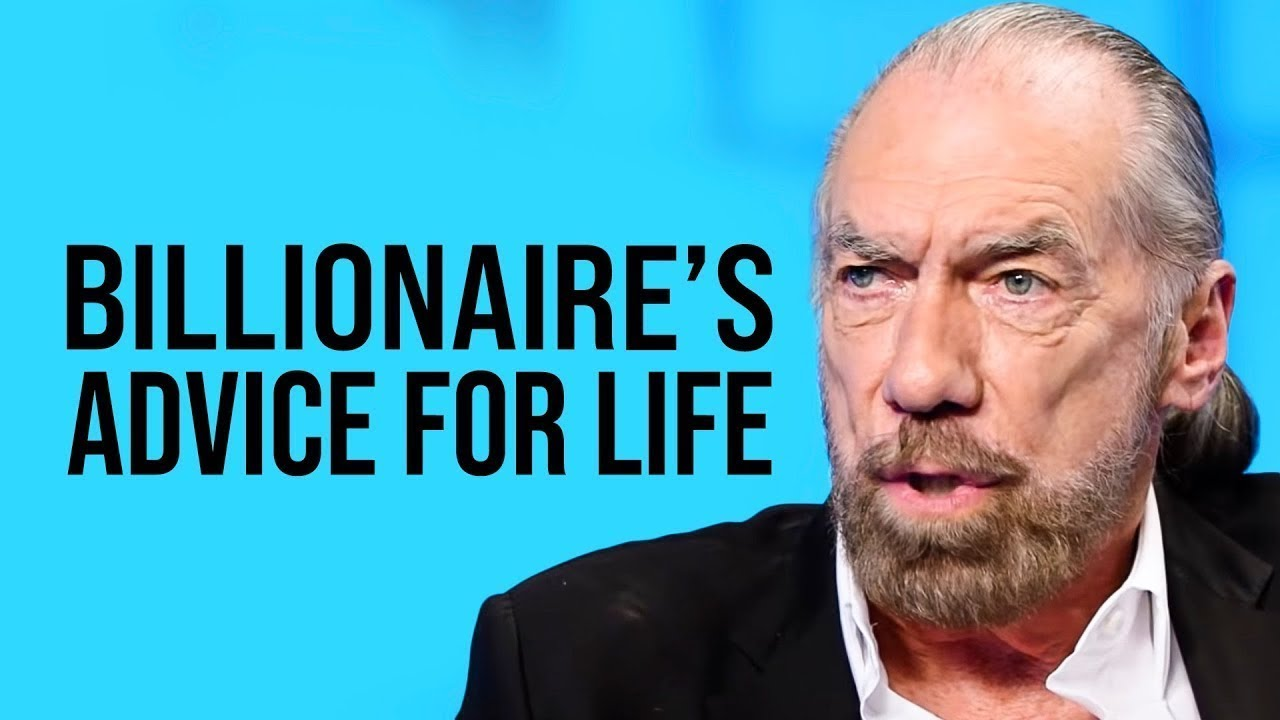 John Paul DeJoria on the Power of Rejection   Impact Theory