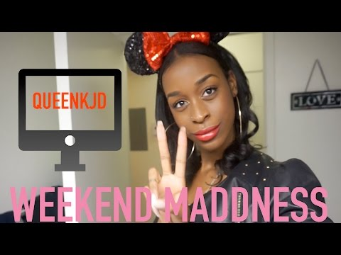 College Vlog #3 | Weekend Madness!