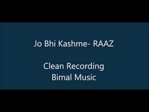 Jo Bhi Kasmein - Raaz Cover- Bimal Poudel