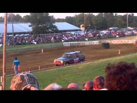 Lebanon County Fair Tough Trucks 2015 3
