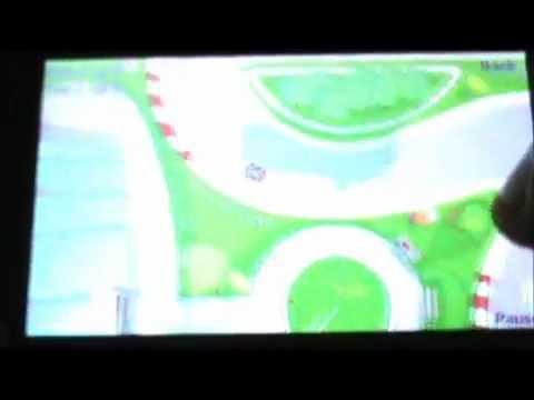 "Nokia 5250 games: ""Dreamway"""