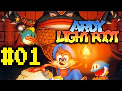 Ardy Lightfoot #01 - As Pedras Do Arco-Íris