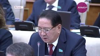 Нурлан Нигматулин раскритиковал министерства за нерациональное планирование бюджета (17.10.18)