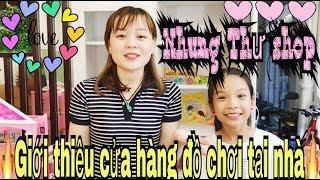 NhungPhan Vlog: CHUẨN BI KHAI TRƯƠNG SHOP CỦA HAI CHI EM - NHUNGTHƯ SHOP