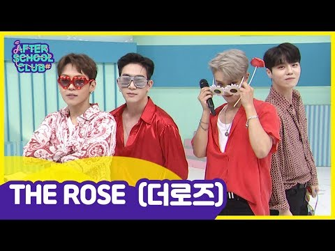 Download After School Club THE ROSE더로즈, the four guys that will make our hearts feel RED ! _ Full Episode Mp4 baru