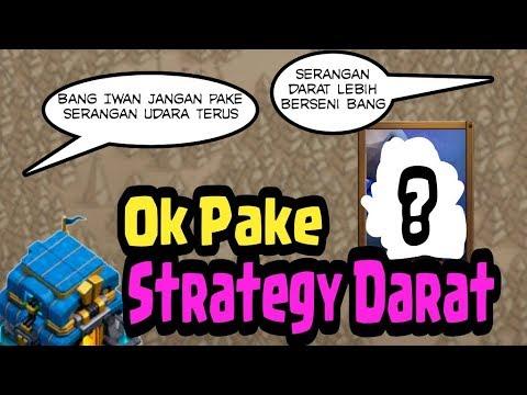 Ternyata Pasukan Favorit Kalian Adalah Strategy Darat Yah? COC INDONESIA
