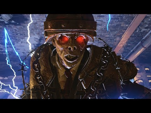 BRUTUS Trapped The PRIMIS CREW in PURGATORY! Blood of the Dead Storyline Black Ops 4 Zombies