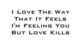 King Lil G - Love Kills (Ft. Kryptonite) (With Lyrics On Screen)-AK47 Boyz Mixtape 2014