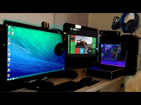 My 2014 dorm room gaming setup youtube Dorm room setups
