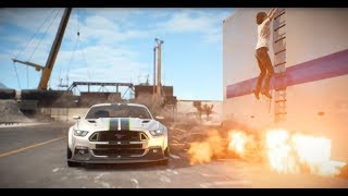 8 Minutes of Need for Speed Payback Heist Gameplay   E3 2017