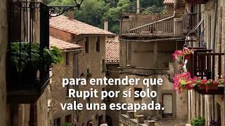 El pueblo que es un arca medieval a un paso de Barcelona (Rupit)