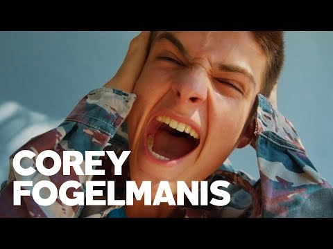Corey Fogelmanis Gives RAW