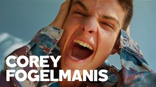 Corey Fogelmanis Gives RAW Interview