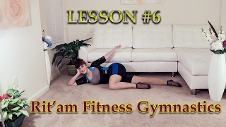 Rit'am Fitness Gymnastics - Урок з фітнесу #6
