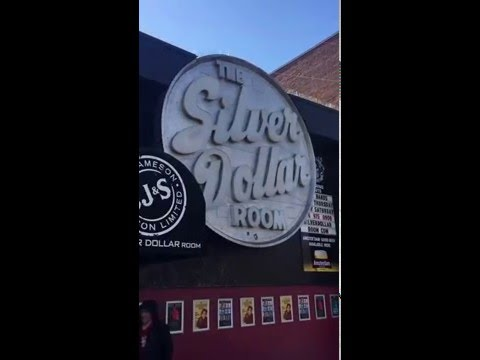 Toronto Musical History Tour: The Silver Dollar Room
