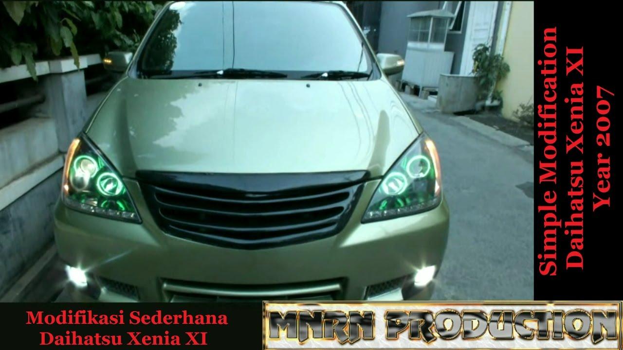 7700 Koleksi Modifikasi Mobil Xenia Warna Silver HD Terbaik
