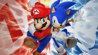 - Mario Sonic at the Rio 2016 Olympic Games Wii U Heroes Showdown Team Mario