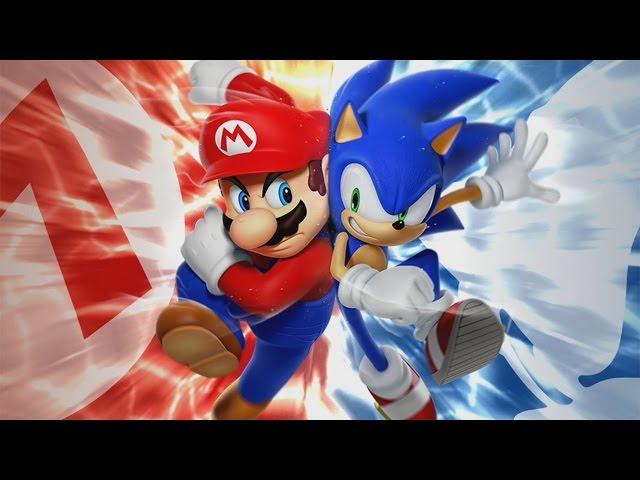 Mario & Sonic at the Rio 2016 Olympic Games (Wii U) - Heroes Showdown - Team Mario