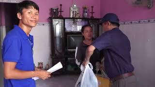 Nụ Cười Việt trung thu 2018 xã đảo Thạnh An - hành trình kết nối trái tim.