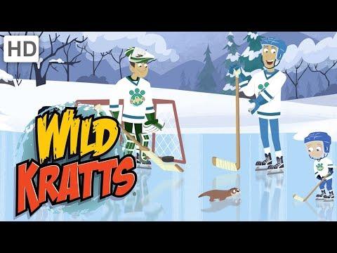 Wild Kratts ❄️ An Icy Holiday Adventure 🏒 | Kids Videos