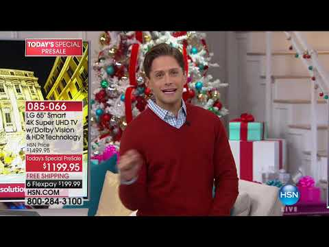HSN | Electronic Gifts featuring LG 10.07.2017 - 06 PM