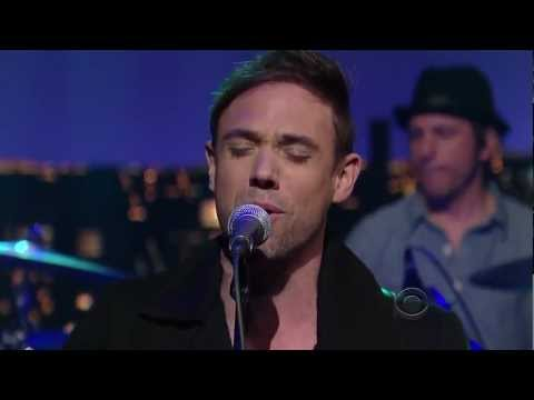 The Airborne Toxic Event - Timeless - David Letterman 3 20 2013