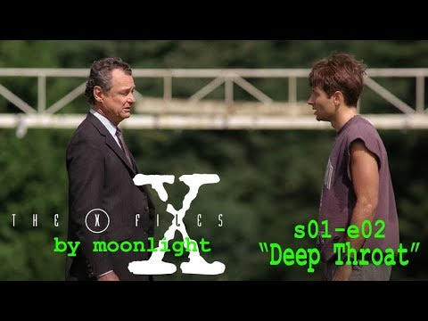 """Download X-Files by Moonlight: Season 1, Episode 2 """"Deep Throat"""" Reaction with Spoilers"""