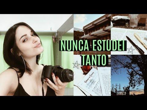 VLOG ROTINA DE UMA ESTUDANTE DE JORNALISMO #01 | Larissa Gasparini
