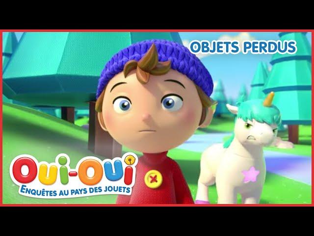 Oui Oui Officiel   Compilation Oui Oui Enquêteur   Dessins Animés Pour Enfants