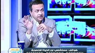 أستاذ في الطب   مع د. حامد عبدالله حول انعدام الحيوانات المنوية وطرق علاجه 13-7-2017