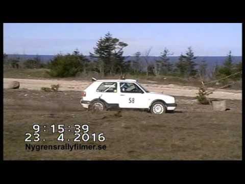 Rally Gotland 2016