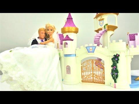 Выбираем платье на свадьбу. Свадебная мода - Одевалки Барби