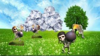 The Lonely troop series, frozen wall breakers