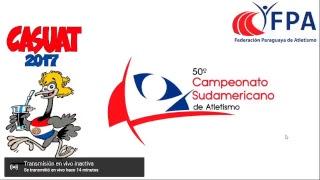 Sudamericano de Atletismo Día 3 thumbnail